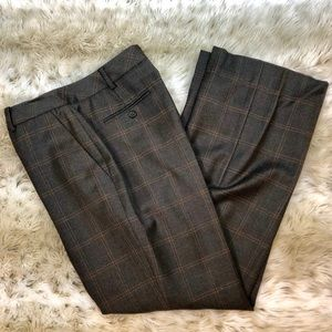 Brooks Brothers 346 Glen Plaid Trousers